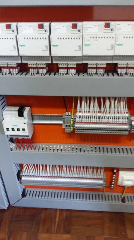 Sistemas Elétricos para Empresa Guarujá - Sistema de Distribuição de Energia Elétrica
