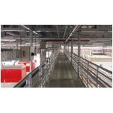 cabeamento estruturado industrial Vila Tramontano