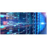cabeamento fibra óptica para empresas data center Santos