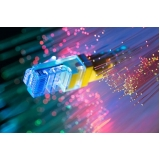 comprar cabeamento fibra óptica para empresas Freguesia do Ó