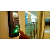 controle acesso biométrico José Bonifácio
