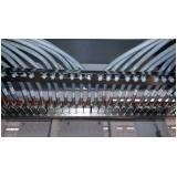 empresa que faz cabeamento estruturado data centers Arujá