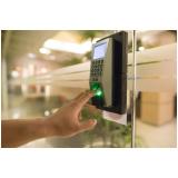 empresas que instalam controle acesso biométrico Butantã