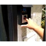 empresas que instalam controle de acesso biométrico Mauá