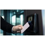 empresas que instalam sistema de controle de acesso Chácara Inglesa