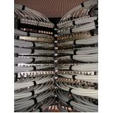 instalação de data center completa