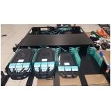instalação de rede de fibra óptica data center Suzano