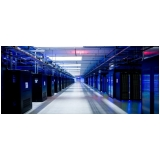projeto de data center comercial