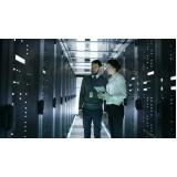 segurança de data center Americana