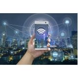 sistema completo de wifi para empresa Caierias