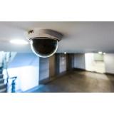 sistema monitoramento com câmeras Parque São Rafael
