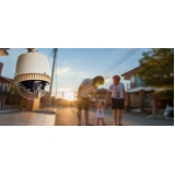 sistema monitoramento com câmeras