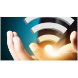 sistema completo de wifi para empresa